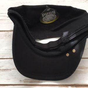 Pugs Gear Accessories - [Pugs Gear] Black Studded Cadet Hat